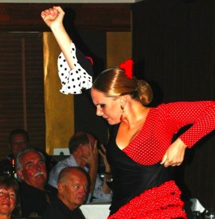 A night of Flamenco and Spanish guitar at La Sala   Turismo en Málaga   Scoop.it