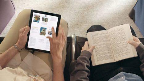 Page Flip pour Kindle s'assure que vous ne perdrez jamais votre page | Freewares | Scoop.it