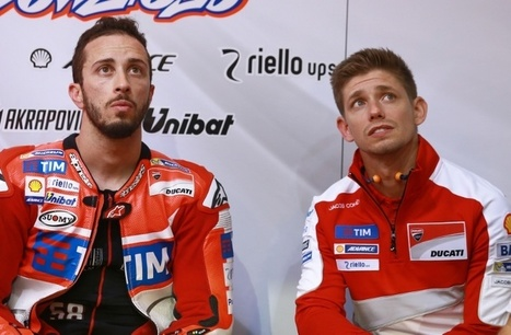 Dovizioso not surprised by Stoner decision | Ductalk Ducati News | Scoop.it