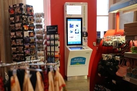 Rue du Commerce installe des bornes dans 6 gares parisiennes - Journal du Net | Distribution spécialisée produits techniques | Scoop.it