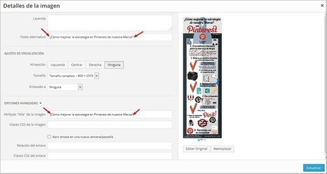 Cómo utilizar Pinterest dentro de tu estrategia de social media | Educación Móvil | Scoop.it