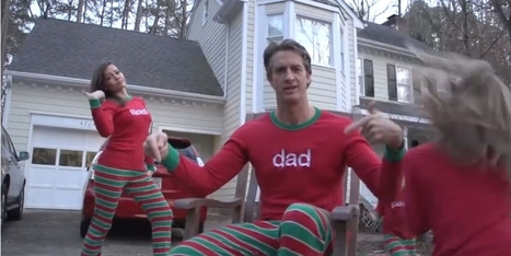 News anchor raps about his vasectomy in video Christmas card | Digital-News on Scoop.it today | Scoop.it