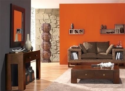 El lenguaje de los colores en nuestras paredes   Decoración de Paredes   Decoración   Scoop.it