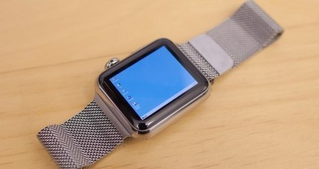 Windows 95 On Apple Watch? Shut Up And Take My Money! | WTF Posts | Scoop.it
