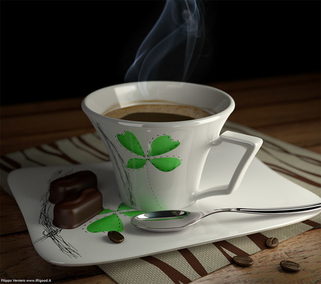 Model the Perfect Cup of Italian Coffee in Blender | iClone&Blender&All Real Animation | Scoop.it
