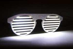 Gafas de luces LED diseñadas para que aprendas a programar | Salud Social Media | Scoop.it
