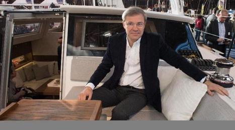 Salon nautique de Paris. Une semaine cruciale pour le groupe Bénéteau | L'ECO NAUTISME | Scoop.it
