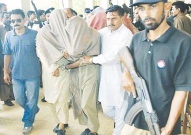 A gang of Lashkare Jhangvi held for killings Sunni-Shia Muslims in ... | shiakillings | Scoop.it