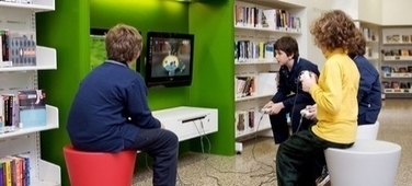 De Malraux à Mario : les bibliothèques s'ouvrent de plus en plus aux jeux vidéo - page 1- GamAlive   Multimédia, numérique, tablette...   Scoop.it
