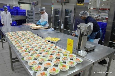 APEX BLOG: Inside the Emirates Flight Catering facility in Dubai | WatchCatering | Scoop.it
