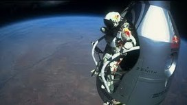 Felix Baumgartner's supersonic freefall from 128k' - Mission Highlights | Good news from the Stars | Scoop.it