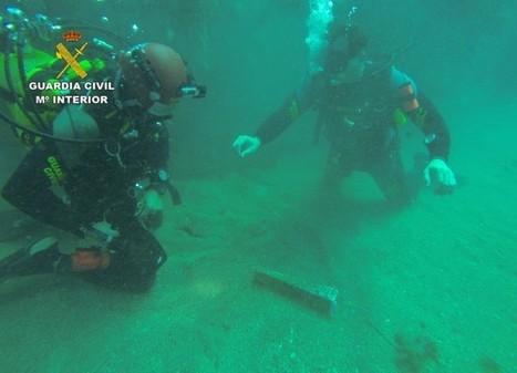 Localizan en aguas de Cabo de Palos un ancla que podría tener 2.000 años de antigüedad | Centro de Estudios Artísticos Elba | Scoop.it