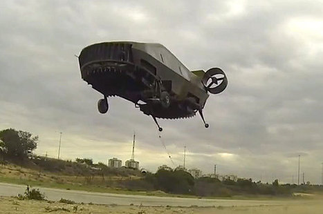 Israeli AirMule UAV Passes Major Milestone Demonstrating Fully Autonomous ... - Defense Update | Helicopters, Search and Rescue | Scoop.it