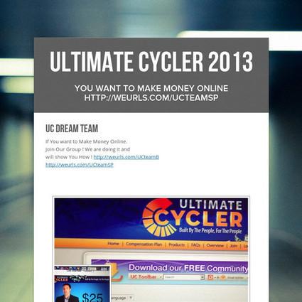 Ultimate Cycler 2013 | Chromium | Scoop.it