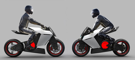 La moto du futur ? Blog accessoire moto Le Blog de Kyllia, umbrella girl | Actu moto | Scoop.it