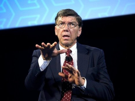 Clay Christensen says everyone misunderstands his theory of disruption — here's what it really means | Business Innovation | Scoop.it