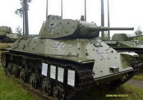 T-50 – Walk Around   History Around the Net   Scoop.it
