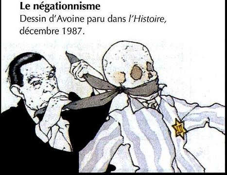 Le négationnisme, prisme révélateur du dilemme européen face à la lutte contre l'extrémisme (CEDH, 17 décembre 2013, Perinçek c. Suisse) | Intervalles | Scoop.it