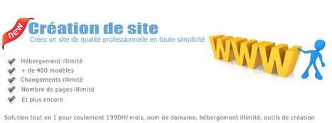 Hebergement web maroc – Hébergeur revendeur maroc – hebergement web illimité au maroc | hebergeur-maroc | Scoop.it