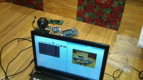 Intel Edison IP Webcam | Arduino, Netduino, Rasperry Pi! | Scoop.it