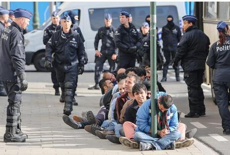 '87 procent afgewezen asielzoekers verdwijnt in de illegalit... - De Standaard | Vluchtelingen en Asielzoekers in België | Scoop.it