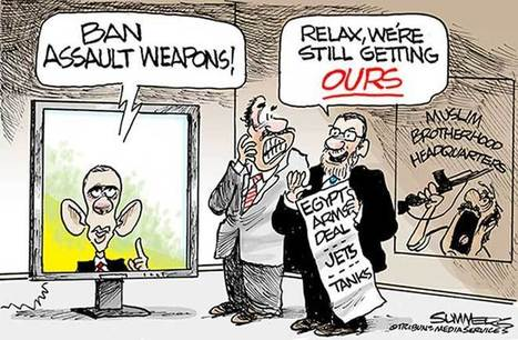 Arms trade | The US Gun Debate | Scoop.it