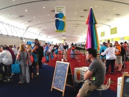 ISTE Recap - Day 1 - Who Is Standing On The Shoulders Of Teacherpreneurs? | Design in Education | Scoop.it