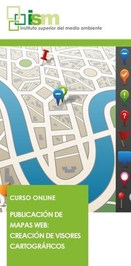 Curso online de publicación de mapas web: Creación de visores de cartografía   Capablanca   Scoop.it