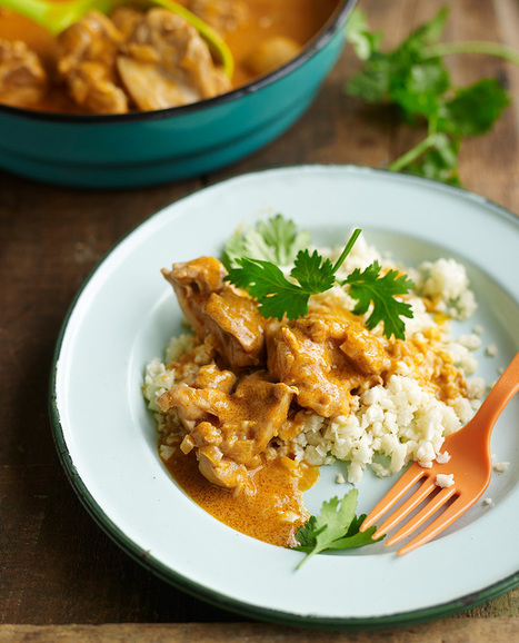 Butter Chicken – The Paleo Way   Food for Foodies   Scoop.it