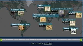 Aprendizaje 2.0: Biblioteca Digital Mundial... Documentos históricos en más de 50 idiomas | Las TIC y la Educación | Scoop.it