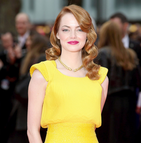"""Emma Stone Explains Why She's So Skinny Lately: """"Keeping Weight on Is a ... - Us Magazine 