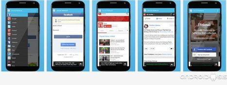 Cómo controlar todas las redes sociales desde una sola aplicación | Herramientas digitales | Scoop.it