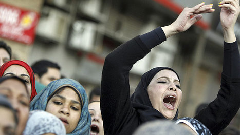 Nahlah Ayed: The renewed fight for women's rights in Egypt - CBC.ca | Islam, The Religion of peace? LOL!! | Scoop.it