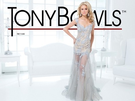 Tony Bowls Evenings TBE11448 | Tony Bowls Evenings | Scoop.it