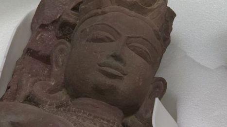 Stolen art discovered in Hawaii museum turned over to authorities | Hawaii News Now | Kiosque du monde : Océanie | Scoop.it