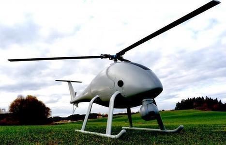 L'ASV-100, un nouveau drone aérien pour la surveillance maritime | Defense | Scoop.it