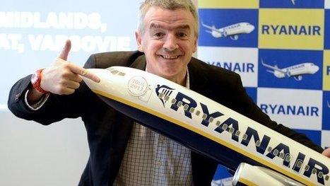 Ryanair buys 100 Boeing planes | year 13 OCR business studies | Scoop.it