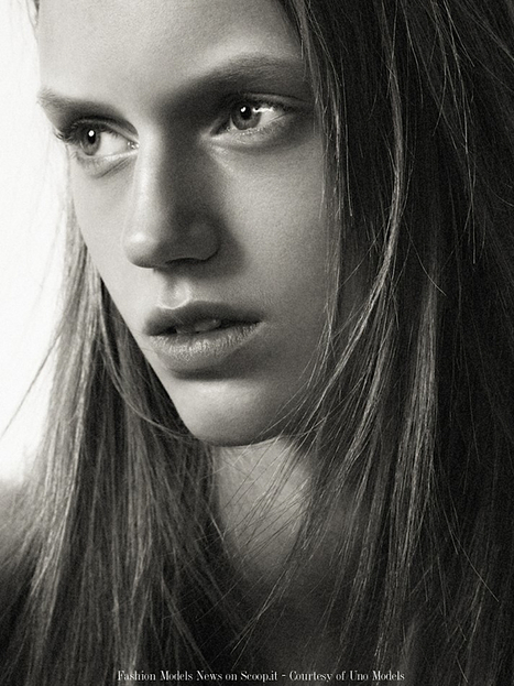 [freshly on board] Frida Westerlund @ Uno Models ('new faces' division) | fashion trends | Scoop.it