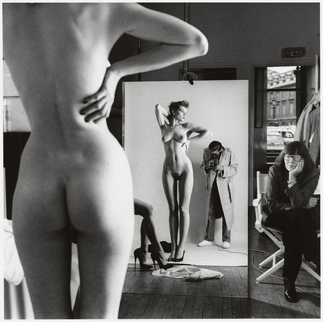 Helmut Newton, the 1975 interview | La Lettre de la Photographie | the before and the after of photography | Scoop.it