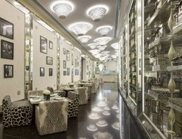 Mall Zee: Store Stories - Lunch at Cavalli Caffe, DLF Emporio Mall, New Delhi - Chef at Large      Mall Zee    Mall as Culture   Mall as Metaphor   Mall as Mall      Scoop.it
