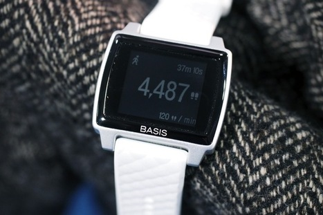 Basis Peak review: a good fitness tracker, with room to be a good smartwatch | TIKIS | Scoop.it