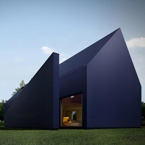 4 murs et un toit | Rendons visibles l'architecture et les architectes | Scoop.it