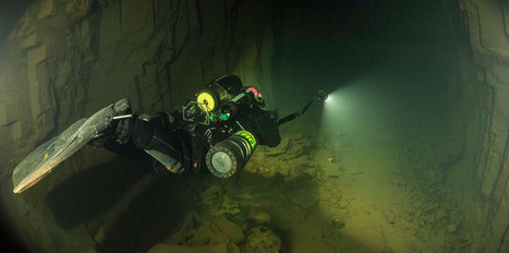 Bell Island Mine Quest: Part III             • Scuba Diver Life | DiverSync | Scoop.it