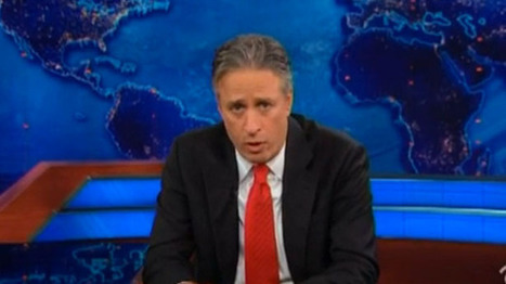Stewart mocks 'Turd Blossom' Karl Rove for having to 'battle the stupid' Tea Party he unleashed | The Muslim Brotherhood and the Tea Party | Scoop.it