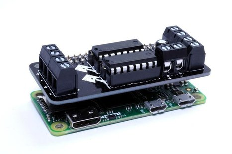 5 HATs to Take Your Raspberry Pi Zero Project to the Next Level | Make: | Arduino, Netduino, Rasperry Pi! | Scoop.it