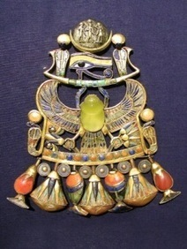 Brooch of Tutankhamun Holds Evidence of Ancient Comet | Jewellery - news, stories | Scoop.it
