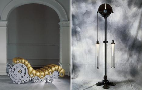 Exclusive Furniture from Roberto Fallani | Interioraholic | Scoop.it