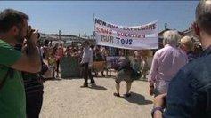Roms : des associations protestent contre le démantèlement d'un ... - France 3 | Habitat indigne, campements et bidonvilles | Scoop.it