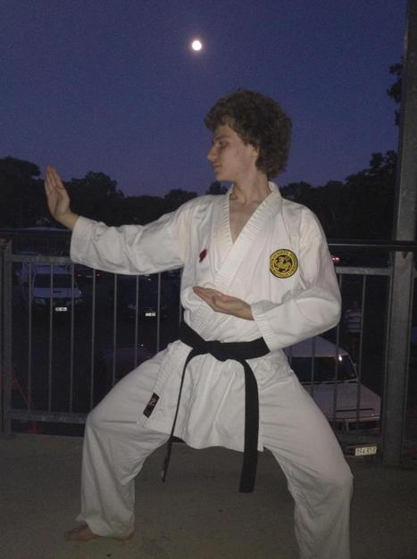 Liam K - Karate Instructor   OHS and Investigation   Scoop.it