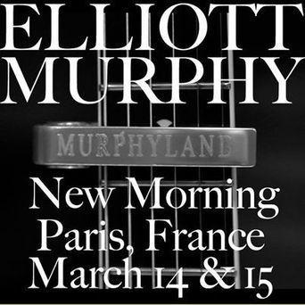 Elliott Murphy, toujours fringant au New Morning... et sur vos platines - le Blog Bruce Springsteen   Bruce Springsteen   Scoop.it